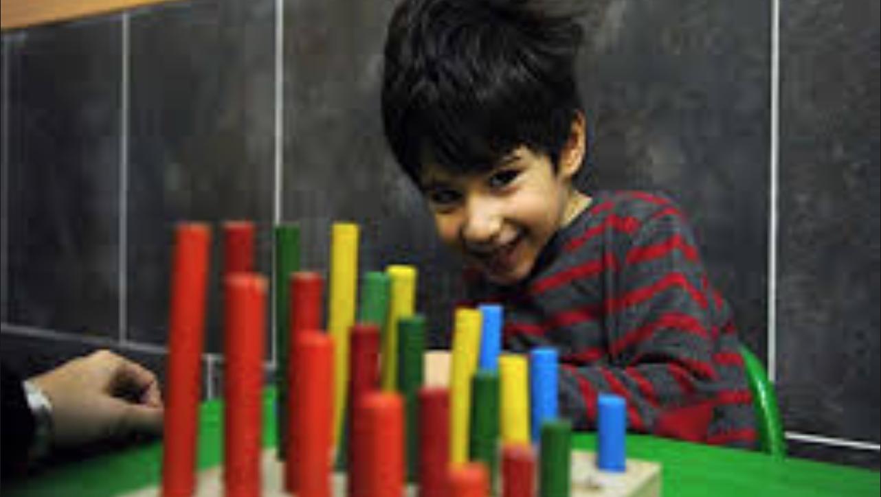 اسباب بازی برای کودکان اوتیسم