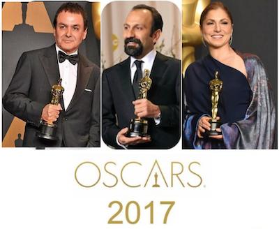 Farhadi Ansari naderi oscar 2017 Senses Cultural
