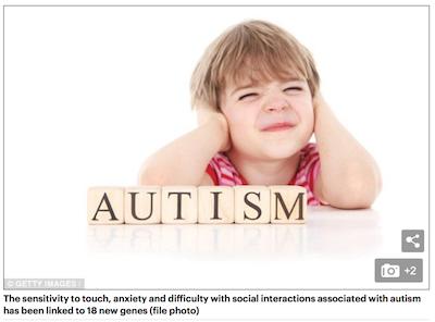 Autism senses